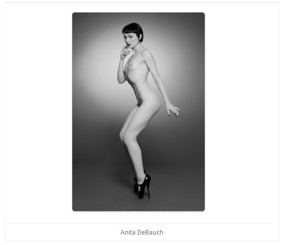 Anita DeBauch in Ballet Heels