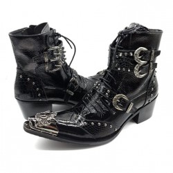 ROCKY Men Gothic Boots